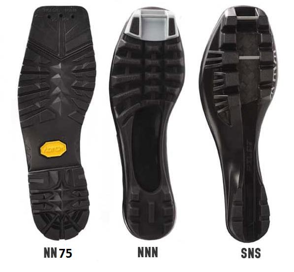0945c532 ... несовершенств (обеспечивает недостаточную жесткость и надежность  закрепления). Внешне ботинки с разными типами крепления выглядят следующим  образом: