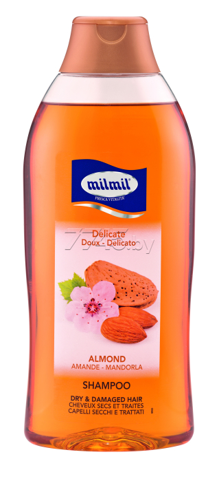 Шампунь MILMIL Almond Extract Dry Hair 750 мл (8004120904745)