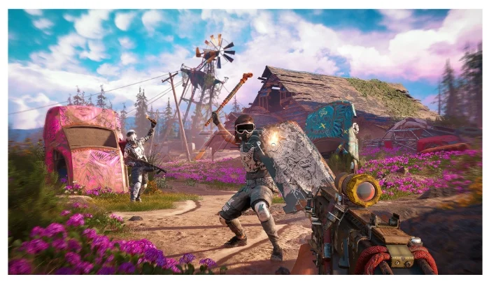 Игра Far Cry. New Dawn PS4, русская версия (1CSC20003858) - Фото 3