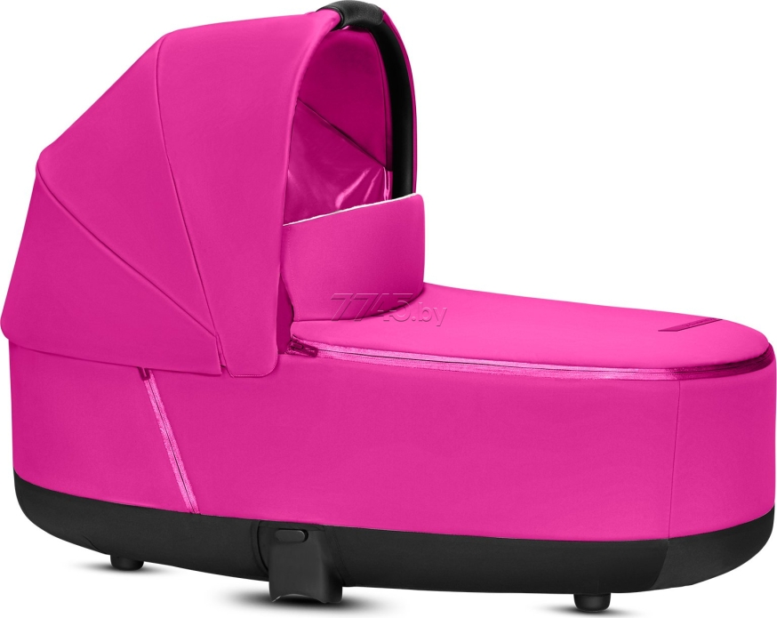 Люлька для детской коляски CYBEX Priam Lux Carrycot Fancy Pink