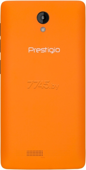 Смартфон PRESTIGIO Wize OK3 4GB Orange (PSP3468DUO) - Фото 2