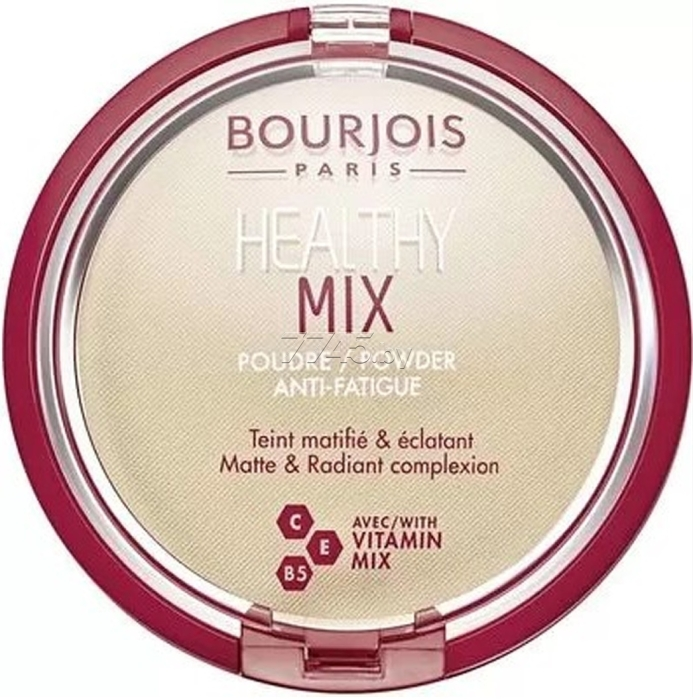 Пудра компактная BOURJOIS Healthy Mix Powder тон 01 (3614224898335)