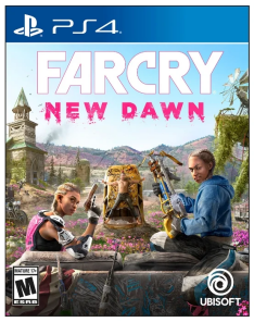 Игра Far Cry. New Dawn PS4, русская версия (1CSC20003858)