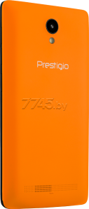 Смартфон PRESTIGIO Wize OK3 4GB Orange (PSP3468DUO) - Фото 3