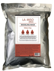 Маска LA MISO Modeling Mask Yellow Clay 1000 г (8809420566675)