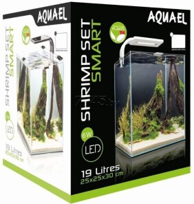 Аквариум AQUAEL Shrimp Set Smart 2 10 л 20x20x25 см белый (114956) - Фото 6