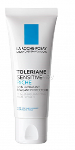 Крем LA ROCHE-POSAY Toleriane Sensitive Riche 40 мл (0380350635)