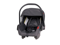 Автокресло HEYNER Baby SuperProtect Ergo Pantera Black (HEY_780100)
