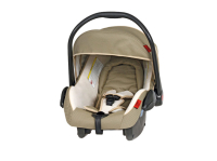 Автокресло HEYNER Baby SuperProtect Ergo Summer Beige (HEY_780500)