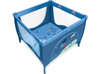 Манеж детский BABY DESIGN Play Up New 03 Blue (00682)