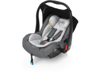 Автокресло BABY DESIGN Leo New 07 Grey (00722)