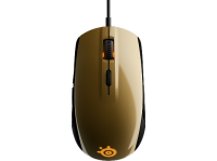 Мышь игровая STEELSERIES Rival 100 Alchemy Gold (62336)