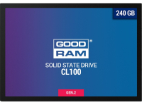 SSD диск GOODRAM CL100 Gen. 2