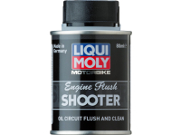 Промывка двигателя LIQUI MOLY Motorbike Engine Flush Shooter 80мл