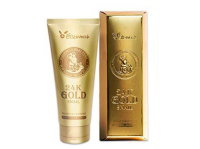 Пенка ELIZAVECCA 24K Gold Snail Cleansing Foam 180 мл