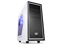 Компьютер HAFF Maxima игровой (core i5-8500/16/1000/120/DVD/1070 8GB/700W) White