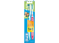 Зубная щетка ORAL-B 1-2-3 Clean Fresh Strong