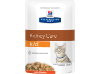 Консервы для кошек HILLS Prescription Diet Feline к/d