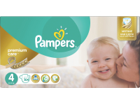 Подгузники PAMPERS Premium Care 4 Maxi 8-14 кг