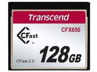 Карта памяти TRANSCEND CFX650 CompactFlash 128GB