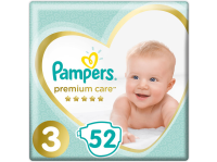 Подгузники PAMPERS Premium Care 3 Midi 6-10 кг