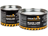Шпатлевка CHAMAELEON 555 Black Line Light Weight