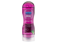 Гель-лубрикант DUREX Play Massage 2 in 1 с Aлоэ вера 200 мл