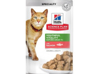 Консервы для пожилых кошек HILLS Science Plan Feline Mature Adult 7+ Youthful Vitality