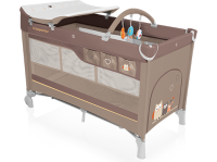 Манеж-кровать BABY DESIGN Dream New 09 Beige (00786)