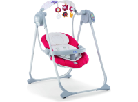Качели детские CHICCO Polly Swing Up Paprika
