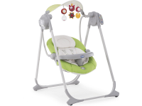 Качели детские CHICCO Polly Swing Up Green