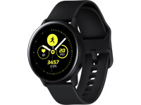 Умные часы SAMSUNG Galaxy Watch Active SM-R500NZKASER (черные)