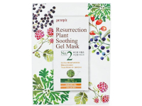Гель-маска PETITFEE Resurrection Plant Soothing Gel Mask 30 г (8809508850085)