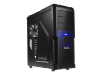 Компьютер HAFF Maxima игровой (core i5-8400/16/1000/120/DVD/1070 8GB/700W)
