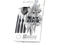 Дротики HARROWS Black Arrow Softip 3x16gK