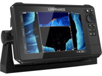 Эхолот LOWRANCE HDS LIVE ROW 3-in-1