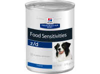 Консервы для собак HILLS Prescription Diet Canine z/d мясо 0,37 кг