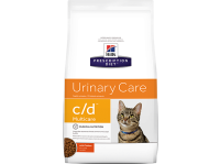 Корм для кошек сухой HILLS Prescription Diet Feline c/d Multicare
