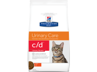 Корм для кошек сухой HILLS Prescription Diet Feline c/d Urinary Stress