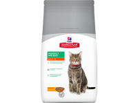 Корм для кошек сухой HILLS Science Plan Feline Adult Perfect Weight курица 1,5 кг