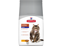 Корм для кошек сухой HILLS Science Plan Feline Mature Adult 7+ Hairball Control курица 1,5 кг