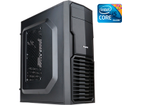 Системный блок N-TECH-I-X-011 ( Intel i5-7400/H110/8GB/500Gb/DVD/400W/Zalman)