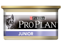 Консервы для котят PURINA PRO PLAN Junior паштет с курицей 0,085 кг (7613033568619)