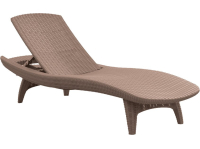 Лежак KETER Sun Lounger Pacific