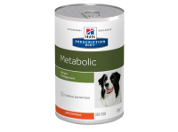 Консервы для собак HILLS Prescription Diet Canine Metabolic курица 0,37 кг