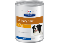 Консервы для собак HILLS Prescription Diet Canine s/d мясо 0,37 кг
