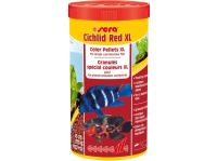 Корм для рыб SERA Cichlid Red XL 370 г