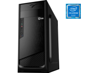 Системный блок N-TECH-I-X-002 ( Intel G3900/H110/4GB/500Gb/DVD/450W)
