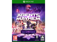 Игра для MICROSOFT Xbox One Agents of Mayhem Steelbook