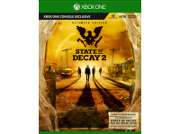 Игра для MICROSOFT Xbox One State of Decay 2 Ultimate